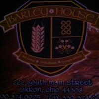 Photo taken at Barley House by Kyle Y. on 3/9/2012