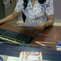 Photo taken at SCB Siam Commercial Bank Huai Yot Branch by Krit(nick) R. on 2/8/2012