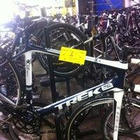 Photo taken at Richardson Bike Mart by Karen S. on 2/20/2012