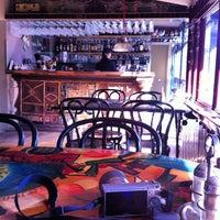 Photo taken at Café Gabriadze | კაფე გაბრიაძე by Валерия💡 С. on 3/7/2012