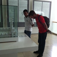 Photo taken at Islamic Arts Museum Malaysia by Salihah A. on 8/11/2012