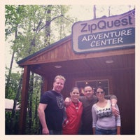 Photo taken at ZipQuest by Christopher W. on 8/25/2012