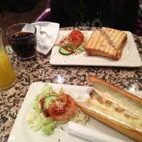Photo taken at Lunchroom Binnen by Nienke B. on 2/23/2012