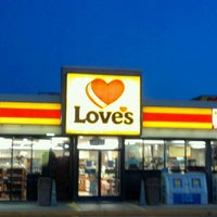 Photo taken at Love's Travel Stop by Colleen F. on 2/29/2012
