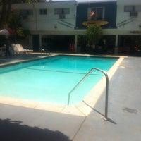 Photo taken at LA Adventurer Hotel by Alexandre B. on 6/22/2012