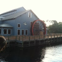 Photo taken at Disney's Port Orleans Riverside Resort by Gina A. on 4/7/2012
