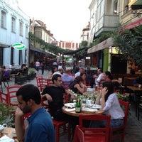 8/24/2012 tarihinde Elmar M.ziyaretçi tarafından Cafe Kala | კაფე კალა'de çekilen fotoğraf