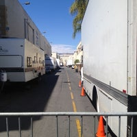 Photo taken at Stage 25: Paramount Studios by Mike S. on 9/3/2012