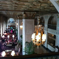 Photo taken at The Brown Hotel by Christal B. on 8/10/2012