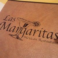 Photo taken at Las Margaritas by Jason V. on 4/15/2012