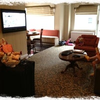 Photo taken at The Kimberly Hotel by Anthony W. on 6/30/2012