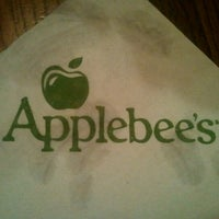 Photo taken at Applebee's Neighborhood Grill & Bar by Jaden M. on 8/7/2012
