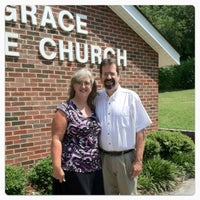 Photo taken at Grace Bible Church Chattanooga TN by Billy T. on 7/8/2012