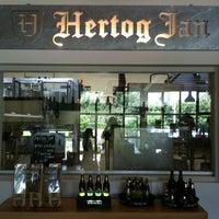 Photo taken at Hertog Jan brouwerij by Rolf B. on 7/7/2012