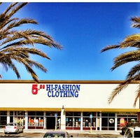Photo taken at $5.99 & Up Hi-Fashion Clothing by TONY A. on 8/29/2012