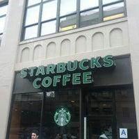Photo taken at Starbucks by Ben B. on 5/9/2012