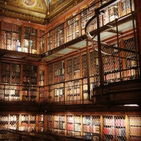 Foto scattata a The Morgan Library & Museum da christian svanes k. il 8/11/2012