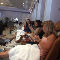 Photo taken at Classy Nails by Libby D. on 6/8/2012