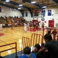 Photo taken at Binghamton High School by Kerri S. on 2/4/2012