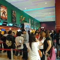 Photo taken at TGV Cinemas by mj y. on 4/14/2012