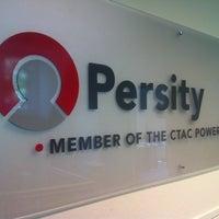 Photo taken at Persity HQ by Arjen K. on 8/30/2012