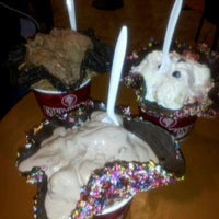 Photo taken at Cold Stone Creamery by Andrew M. on 2/25/2012