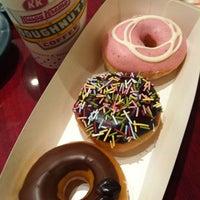 Photo taken at Krispy Kreme Doughnuts by Camille Z. on 5/13/2012