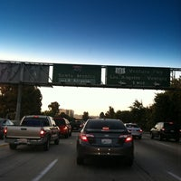 Photo taken at US-101 / I-405 Interchange by Mig G. on 8/20/2012