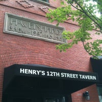 Photo taken at Henry's 12th Street Tavern by Victor L. on 5/31/2012