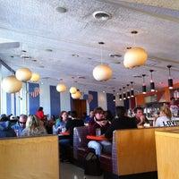 Photo taken at Swingers by Geoff S. on 2/19/2012