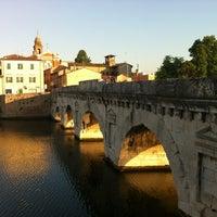 Photo prise au Ponte di Tiberio par Artem I. le7/7/2012