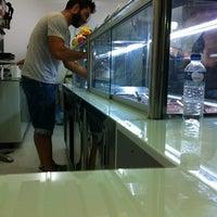 Photo taken at YOGU Premium Frozen Yogurt by Sotiris T. on 7/17/2012