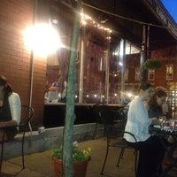Photo taken at Cafe Natasha's by Misha R. on 5/4/2012