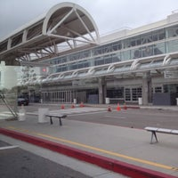 Photo taken at Ontario International Airport (ONT) by D L. on 5/1/2012