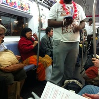 Photo taken at MTA Subway - Burnside Ave (4) by Christopher H. on 5/10/2012