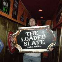 Photo taken at The Loaded Slate by Jessica M. on 2/27/2012