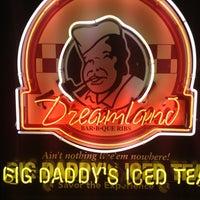 Photo taken at Dreamland BBQ by Richard C. on 7/10/2012