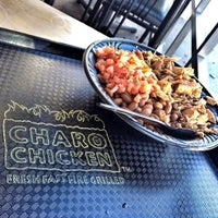Photo taken at Charo Chicken by ahleesue on 9/2/2012