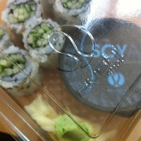 Photo taken at Sushi Shop by Alexandra on 6/7/2012