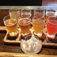 Photo taken at Water Street Brewery by Bob S. on 7/1/2012