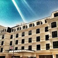 8/22/2012 tarihinde Uğur M.ziyaretçi tarafından Wyndham Grand Istanbul Kalamış Marina Hotel'de çekilen fotoğraf