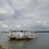 Photo taken at Porto de Penedo by Leo M. on 7/11/2012