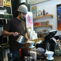 Foto tirada no(a) Spring For Coffee por Arthur M. em 2/26/2012