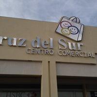 Photo taken at Centro Comercial Cruz del Sur by Roberto O. on 5/21/2012