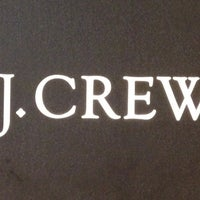 Photo taken at J.Crew by 'Johnson Rualo H. on 5/29/2012