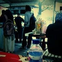 Photo taken at bakso hebring (cab. jl.surabaya) by BerjenggaLa N. on 4/10/2012