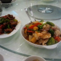 Photo taken at Noble Chinese Restaurant by Jeffy B. on 6/6/2012