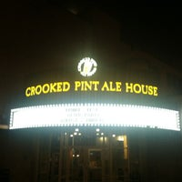 Photo taken at Crooked Pint Ale House by Ian K. on 8/3/2012