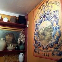 Photo taken at Carmen Bar de Tapas by Garzhia on 9/1/2012