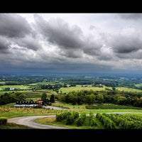 Photo taken at Bluemont Vineyard by Leigh M. on 8/19/2012